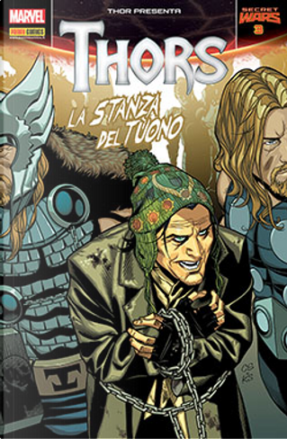 Thor n. 204 by Al Ewing, Jason Aaron