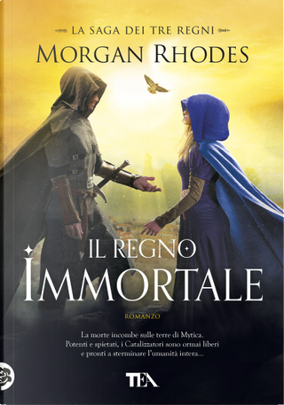 Il regno immortale by Morgan Rhodes