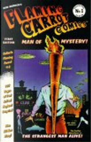 Flaming Carrot Comics by