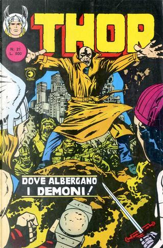 Thor - II serie n. 21 by Stan Lee