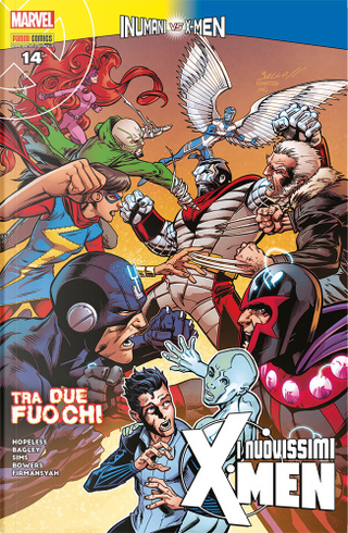 I Nuovissimi X-Men 49 by Chad Bowers, Chris Sims, Dennis Hopeless