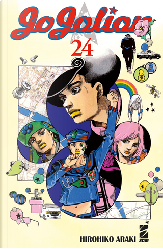 Jojolion vol. 24 by Hirohiko Araki