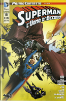 Superman l'Uomo d'Acciaio n. 8 by Charles Soule, Greg Pak, Paul Levitz