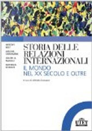 Storia delle relazioni internazionali by Antony Best