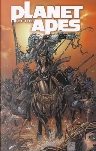 Planet of the Apes 2 by Daryl Gregory
