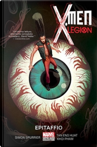 X-Men: Legion vol. 3 by Christos Gage, Mike Carey, Simon Spurrier