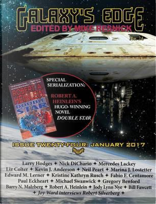 Galaxy's Edge Magazine by Robert A. Heinlein