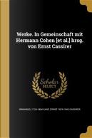 GER-WERKE IN GEMEINSCHAFT MIT by Immanuel 1724-1804 Kant