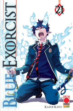 Blue Exorcist vol. 21 by Kazue Kato