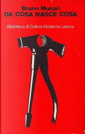 Da cosa nasce cosa by Bruno Munari