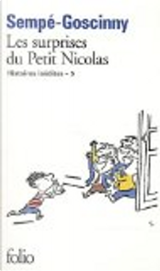 Les surprises du Petit Nicolas by Sempé