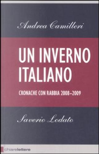 Un inverno italiano by Andrea Camilleri, Saverio Lodato