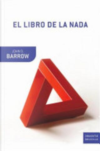 El libro de la nada by John D. Barrow