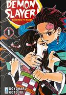 Demon Slayer vol. 1 by Koyoharu Gotouge