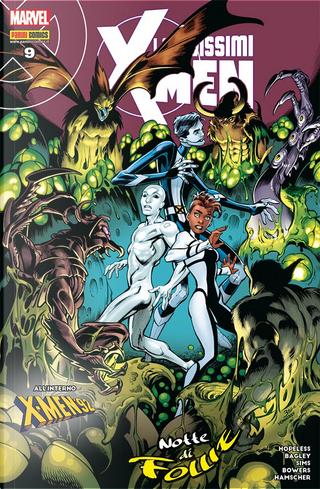 I nuovissimi X-Men n. 44 by Chad Bowers, Chris Sims, Dennis Hopeless