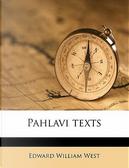 Pahlavi Texts by Edward William West
