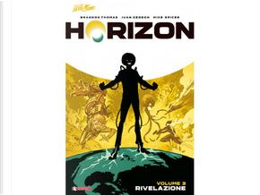 Horizon vol. 3 by Brandon Thomas