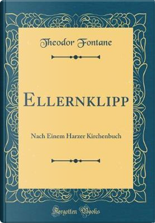 Ellernklipp by Theodor Fontane
