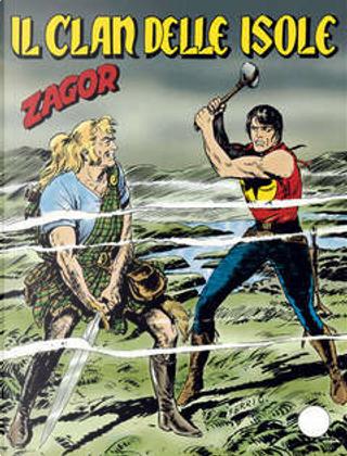 Zagor n. 389 (Zenith n. 440) by Mauro Boselli