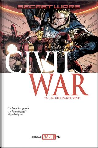 Secret Wars: Civil War by Charles Soule