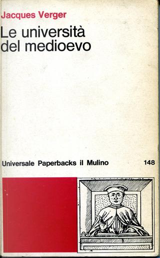 Le università del Medioevo by Jacques Verger