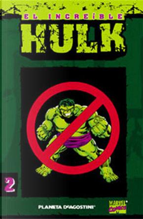 El Increíble Hulk. Coleccionable #2 (de 50) by Al Milgrom, John Byrne