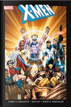 X-Men di Chris Claremont & Jim Lee vol. 2 by Chris Claremont, Fabian Nicieza, Jim Lee, Louise Simonson, Peter David, Whilce Portacio