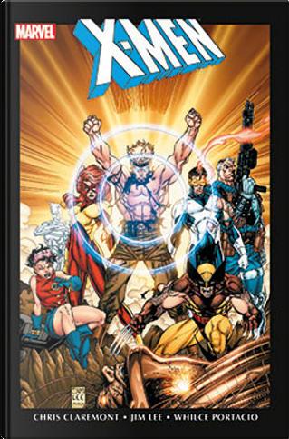 X-Men di Chris Claremont & Jim Lee vol. 2 by Jim Lee, Whilce Portacio, Louise Simonson, Fabian Nicieza, Peter David, Chris Claremont