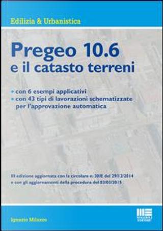 Nuovo Pregeo 10.6 e il catasto terreni by Ignazio Milazzo