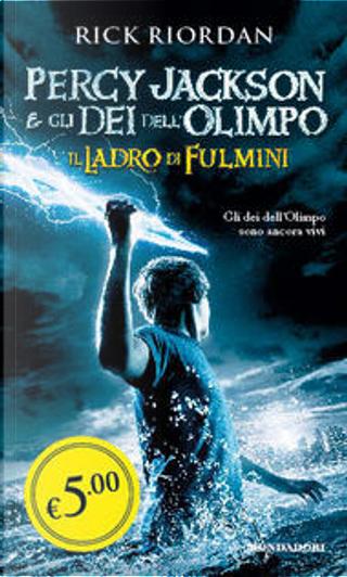 Percy Jackson e gli dei dell'Olimpo by Rick Riordan