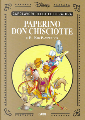 Paperino Don Chisciotte by Guido Martina, Pat McGreal