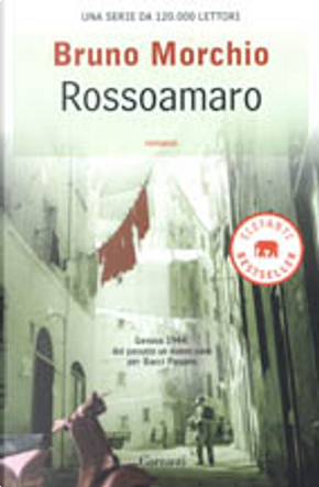 Rossoamaro by Bruno Morchio