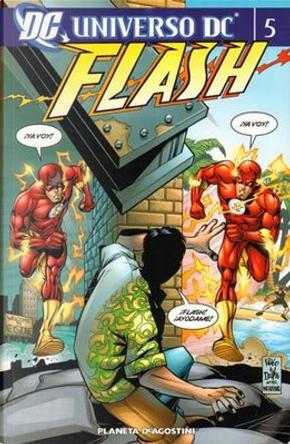 Universo DC: Flash #5 (de 7) by Chuck Dixon, Grant Morrison, Mark Millar, Mark Waid, Ron Marz