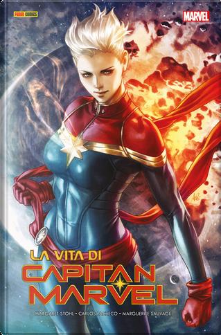 La vita di Capitan Marvel by Margaret Sthol