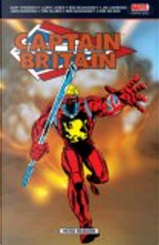 Captain Britain - Vol. 2 by Bob Budiansky, Gary Friedrich, Jim Lawrence, John Buscema, Larry Lieber, Ron Wilson, Tom Palmer