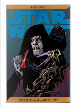 Star Wars Legends #49 by Ron Marz, John Jackson Miller, Steve Niles