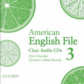American English File Level 3 by Clive Oxenden