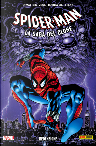 Spider-Man: La saga del clone vol. 10 by George Perez, J. M. DeMatteis, John Romita Jr., Tom DeFalco, Ron Frenz, Howard Mackie
