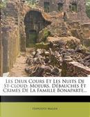 Les Deux Cours Et Les Nuits de St-Cloud by Hippolyte Magen