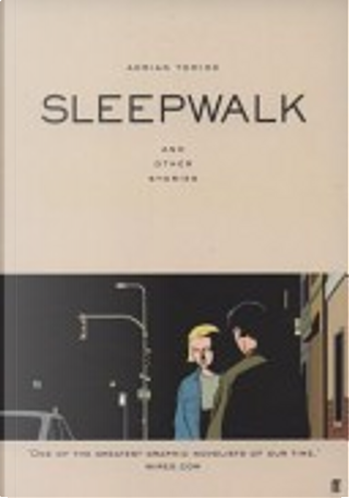 Sleepwalk by Adrian Tomine