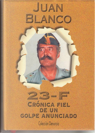 23-F by Juan Blanco