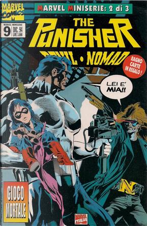 The Punisher - Devil - Nomad: Gioco mortale 2 (di 3) by Chuck Dixon, D.G. Chichester, Fabian Nicieza