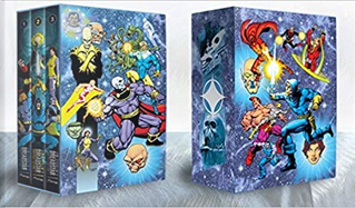 Dreadstar Omnibus Collection by Jim Starlin