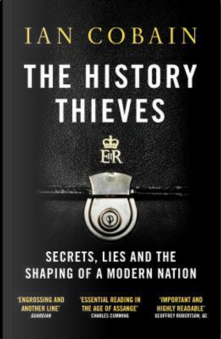 The History Thieves by Ian Cobain