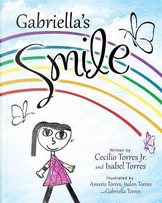 Gabriella's Smile by Cecilio Torres Jr.