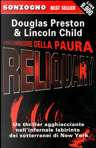 Reliquary by Douglas Preston, Lincoln Child