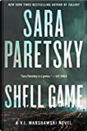 Shell Game by Sara Paretsky