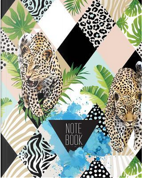 Tiger Notebook by J.P. Journal