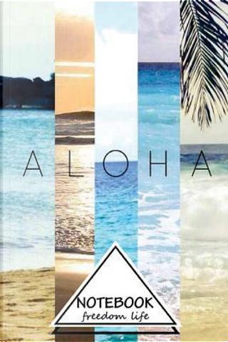 Small Pocket Notebook Aloha by Freedom Life