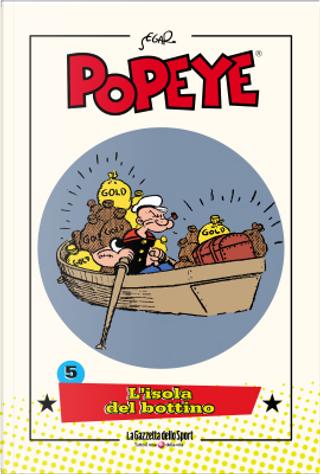 Popeye n. 5 by E. C. Segar